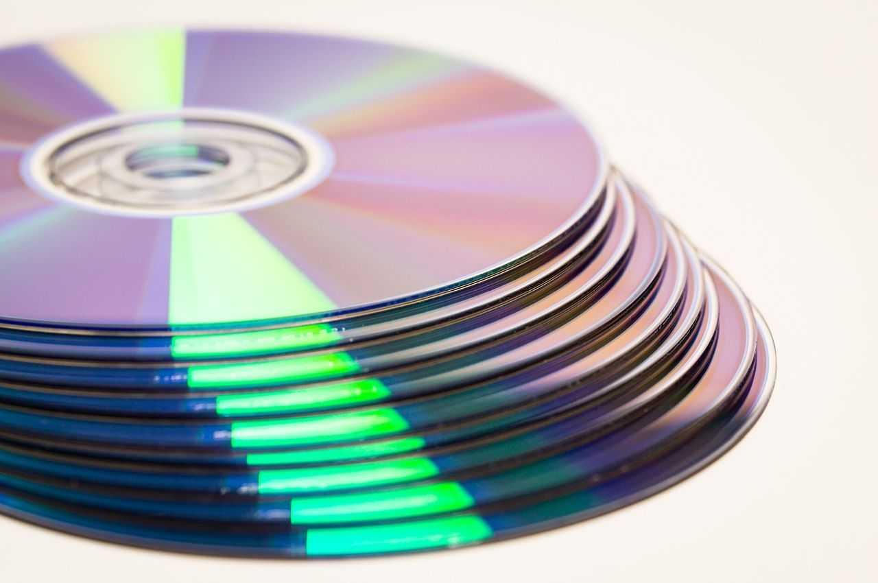 Jaka jest rozdzielczość DVD