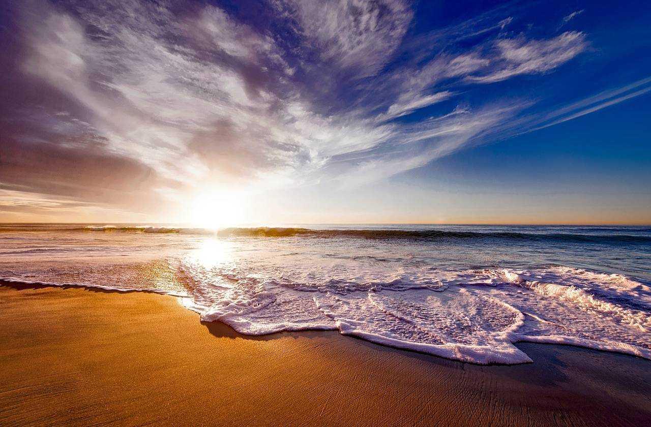 jak fotografować morze