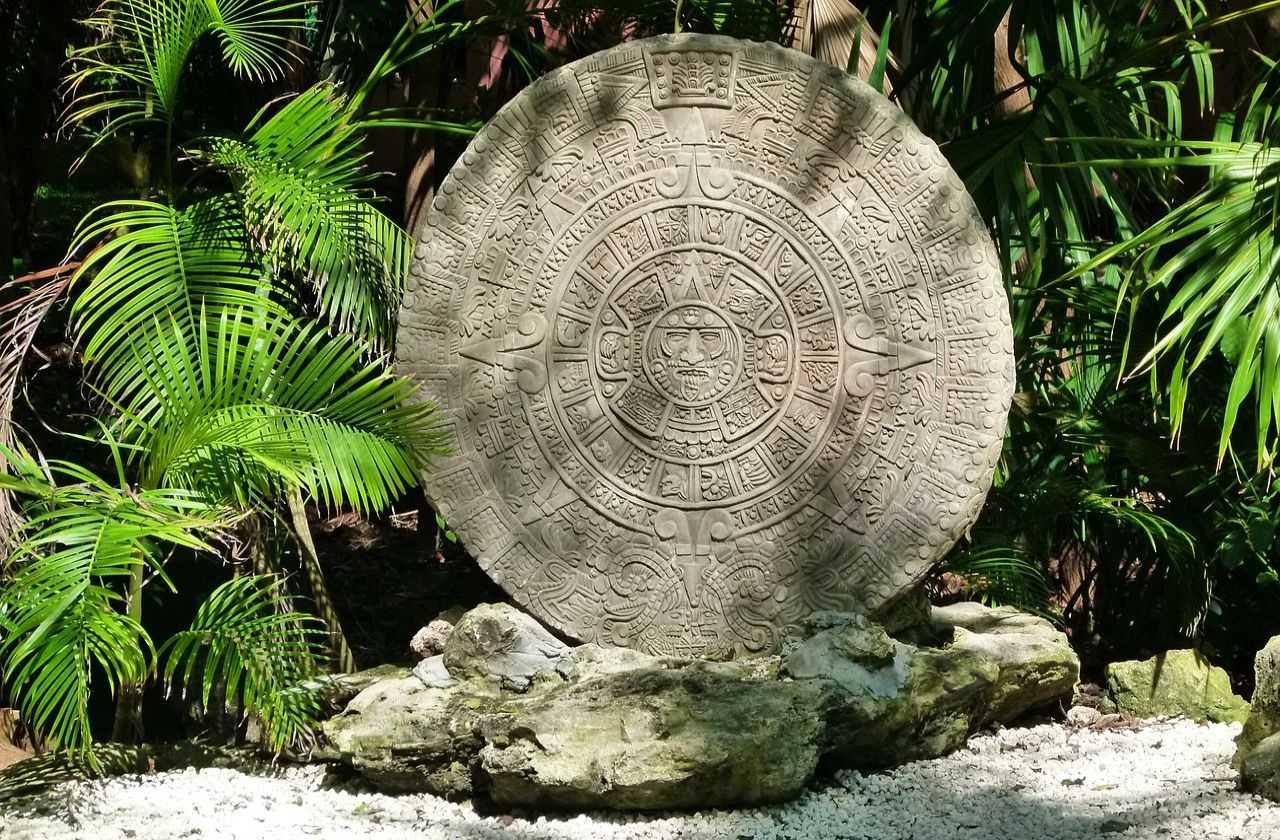 za ile wakacje Aztecki kalendarz