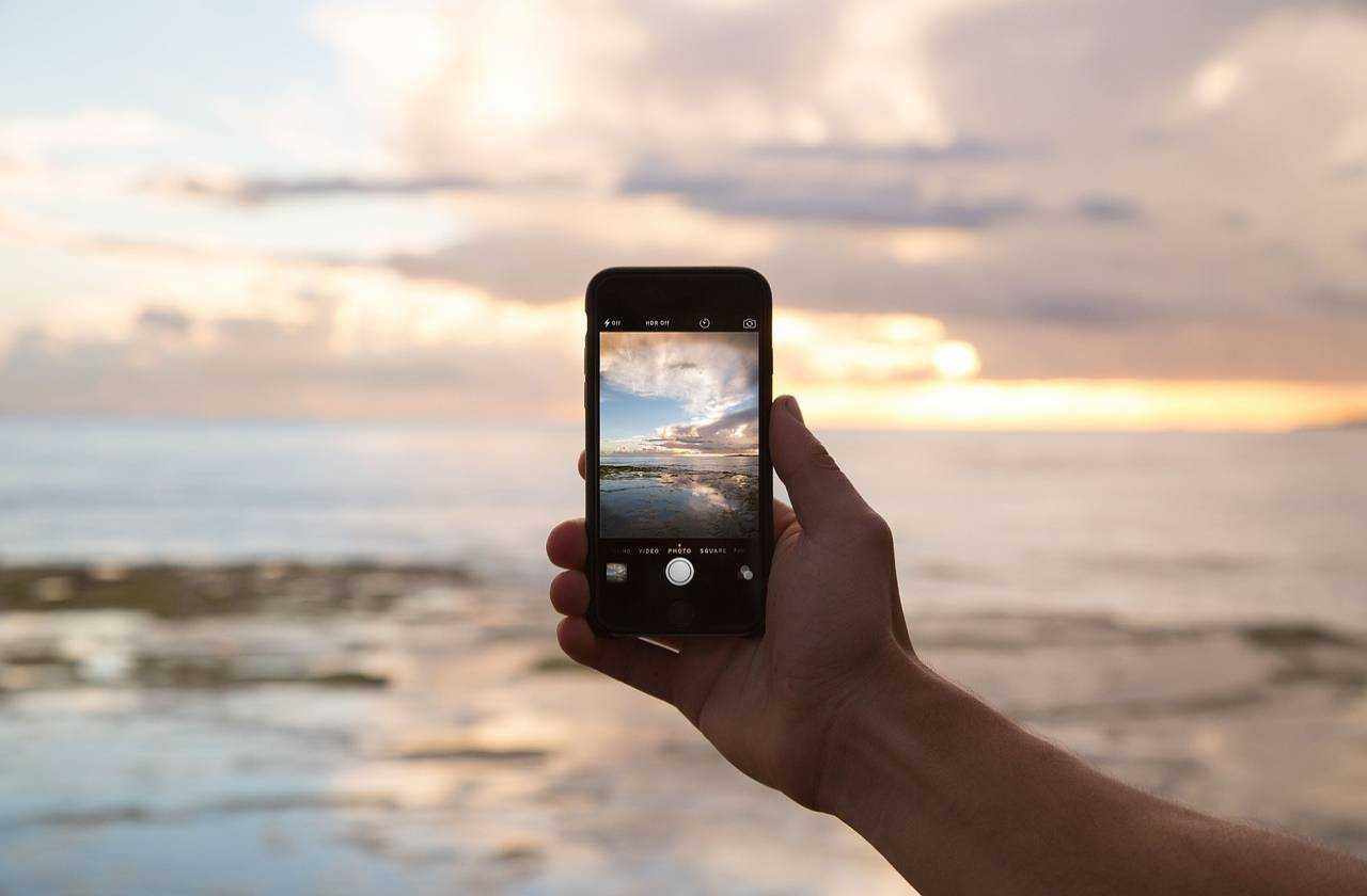 Jak zrobić podwodne zdjęcie zwykłym smartfonem?