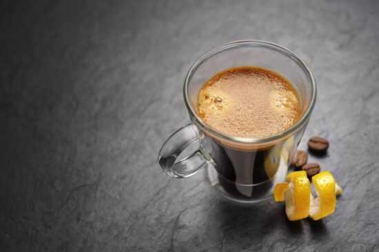 Kawa z cytryną czy to znak naszych czasów?