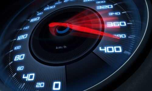 Prędkość niekoniecznie światła