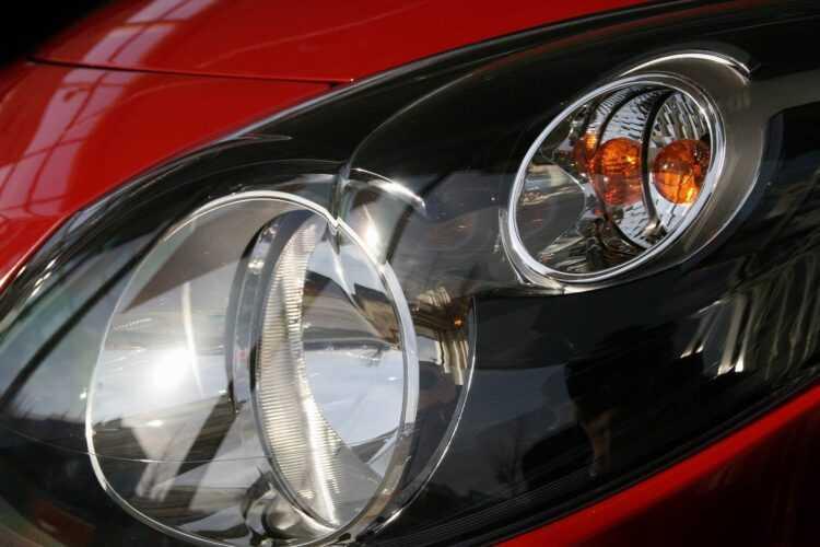 Światła samochodowe żarówki