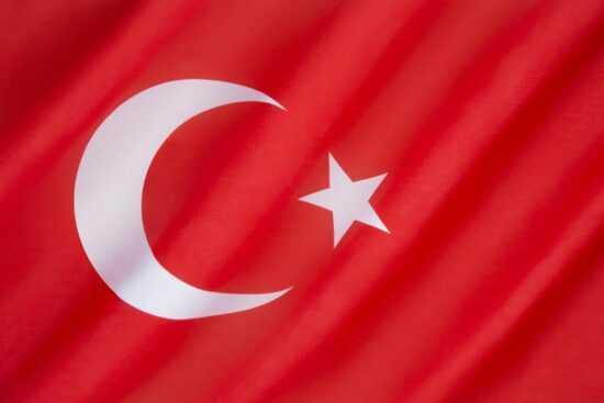 Jak wygląda flaga Turcji?